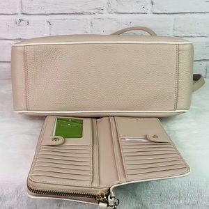 kate spade Bags - 2PCS Kate Spade Michaela Chester Street Bag Wallet